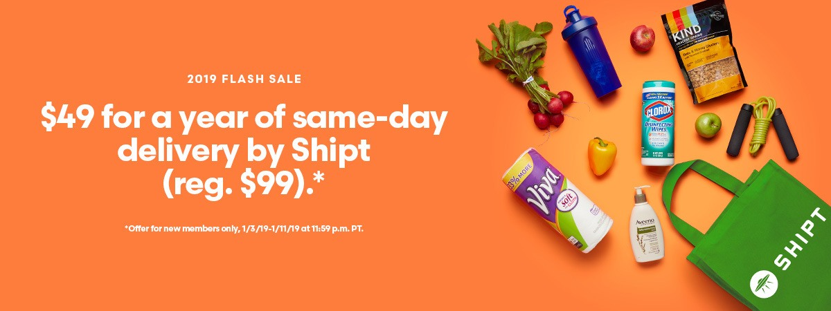 Shipt Home Delivery | Reasor's Foods